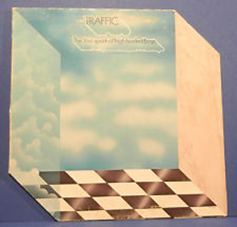 Traffic ‎– The Low Spark Of High Heeled Boys LP!