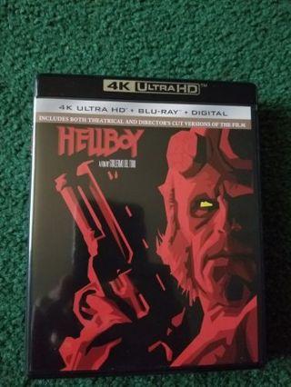 Hellboy uv