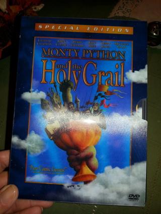 Monty Python Special Edition DVD