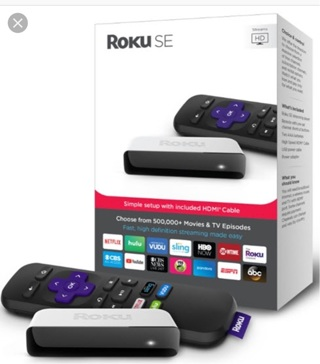 ROKU SE SPECIAL EDITION MEDIA STREAMER