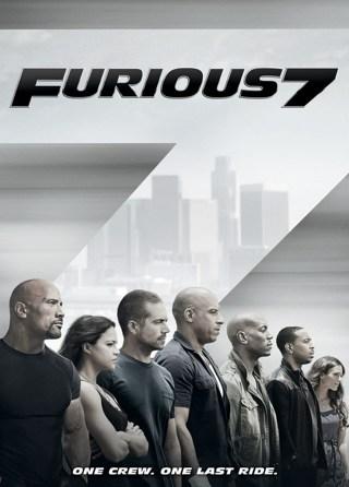 """Furious 7 Extended Edition"" HDX-""Vudu / & I Tunes"" Digital Movie Code"