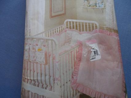 babys room pattern un cut sewing pattern