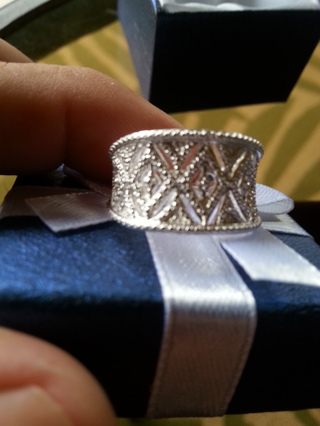 New sterling ring 1.