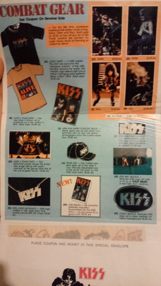 1979 Kiss Army Wants You