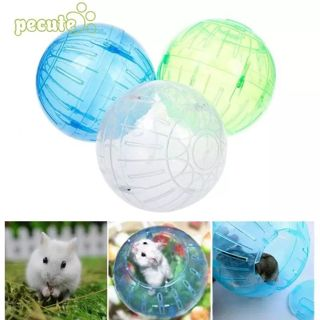 Mouse Rat Hamster Toys Plastic Small Pet Toy Running Jogging Playing Ball