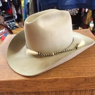 WOW! Stetson 4X Beaver Cowboy Hat Size: 71/8 > FREE SHIPPING!