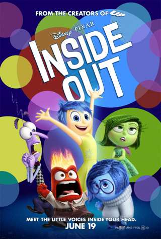 Inside Out HDX Movies Anywhere Code - No DMR Points