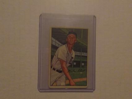 1952 Bowman #147 Marlin Stuart