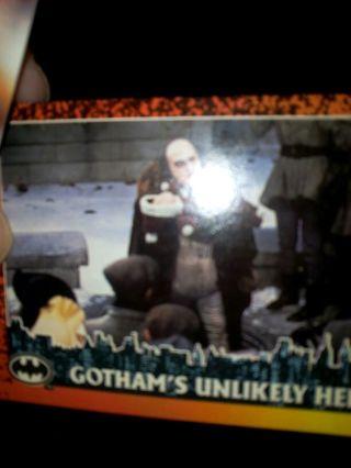 Batman returns card #34