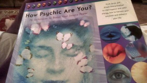 How Psychic Are You- Psychic Tools