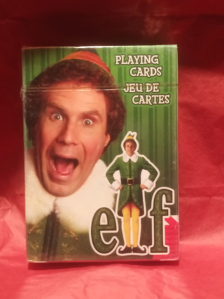 "'ELF"" COLLECTIBLE DECK OF PLAYING CARDS"