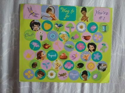 Disney Fairy stickers