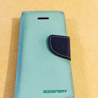 I phone 5 c wallet case