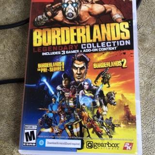 All 3 Borderlands games