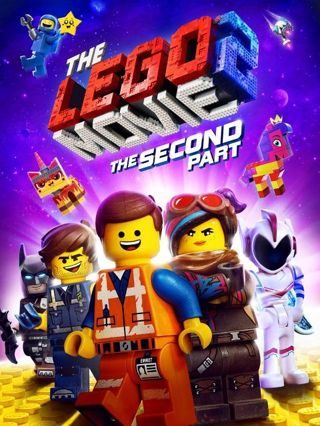 The LEGO Movie 2: The Second Part Digital 4K Movie Code for MoviesAnywhere (and all linked accounts)
