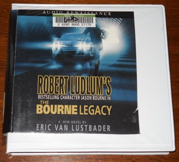 The Bourne Legacy 14-CD Set by Eric Van Lustbader continuing Robert Ludlum's Legacy