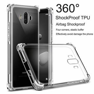 For Huawei Mate 10 Pro P8 P9 P10 Lite Clear Shockproof Slim TPU Cover Case Skin