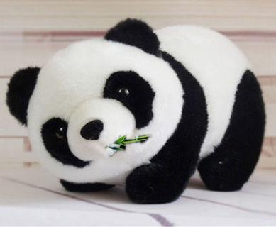 "6.3"" Soft Stuffed Animal Panda Plush Doll Toy Birthday Girl Kid Gift 118"