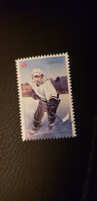 Canada stamp. Used