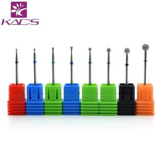 KADS Diamond Nail Drill Bits Nail Cutter Machine Nail Drill Manicure Electric Nail Art Tools Pedic