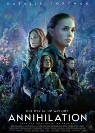 ✯ ANNIHILATION  ✯ 4k ✯ iTunes