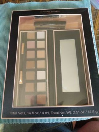 Adrienne vittadini makeup palette