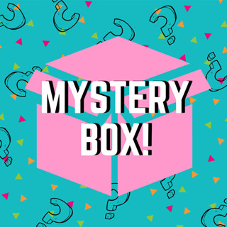 BIG Media Mail Mystery Box OVER 20 Items!