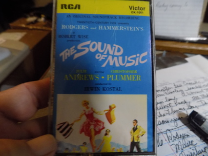 Rodgers & Hammerstein The Sound of Music cassette
