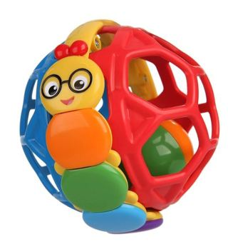 HUGE SALE!  Baby Einstein Bendy Ball Rattle Toy, Ages 3 months +