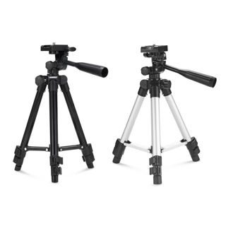 HM330A 360 Degree Rotating Panoramic Camera Tripod with Remote Controller 2.2ft