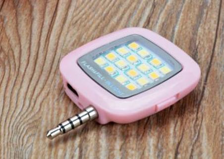 Hot Cell Phone Selfie Enhancing LED Flash Fill-in Light 16 LED Photo Video Light