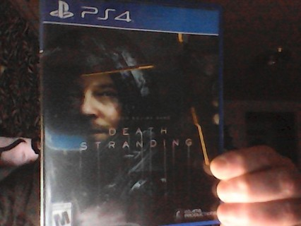 DEATH STRANDING PS4 USED