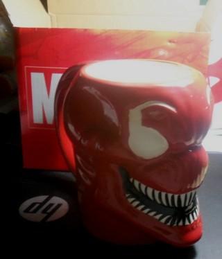 Molded Carnage Mug