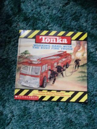 Tonka Book
