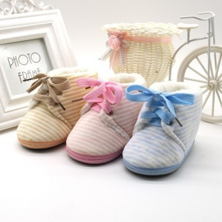 Baby Snow Shoes Boys Girls Shoes Winter Warm Booties