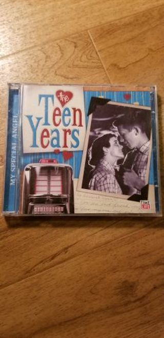 Teen years cd