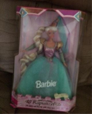 1994 Barbie as Rapunzel
