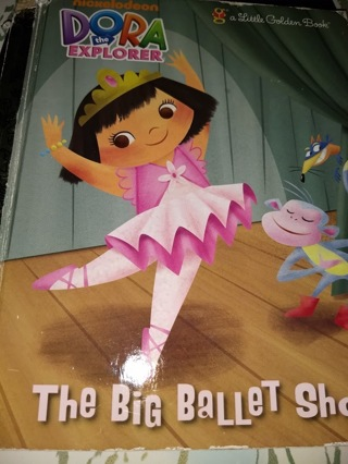 Dora the Explorer: The Big Ballet Show