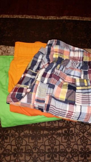 Boy Shorts-Size 6