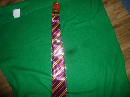 New Harry Potter Tie Gryffindor
