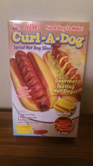 CURL-A-DOG *AS SEEN ON TV*
