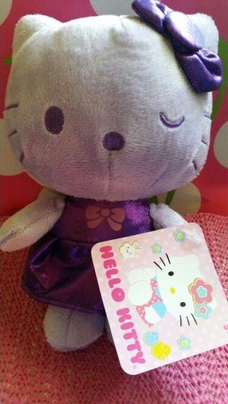Hello Kitty Stuffed Doll