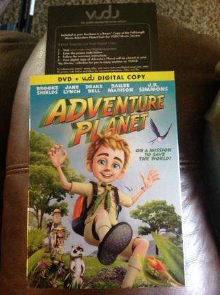 Adventure Planet Vudu code