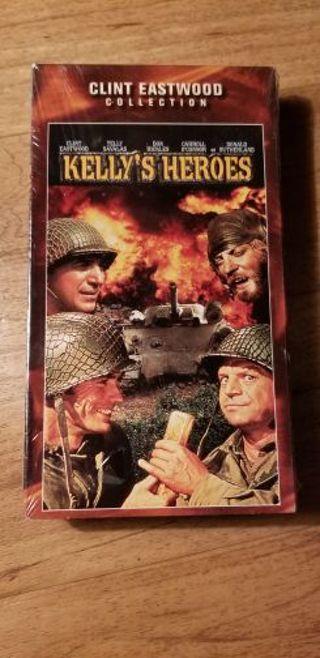 Kelly's heroes VHS