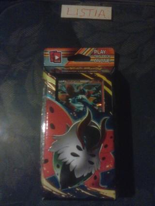NIB Pokemon Theme Deck