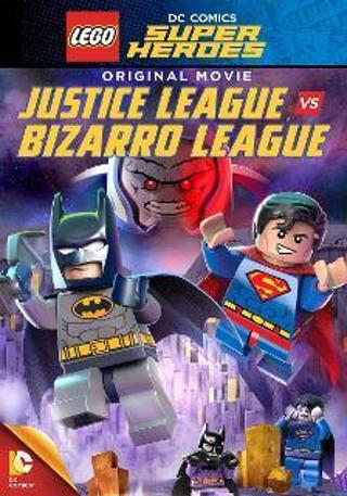 Digital HD UV - Lego DC Comics Super Heroes- Justice League vs Bizarro League - from Blu-ray - MA