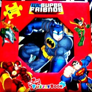 DC Super Friends My First Puzzle Book