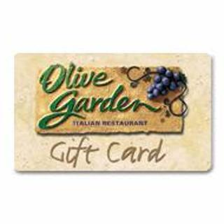 $5 Olive Garden Gift Card