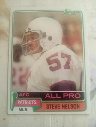 Topps #60 Steve Nelson