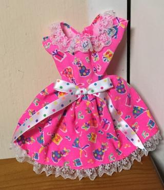 Barbie Birthday Celebration Dress
